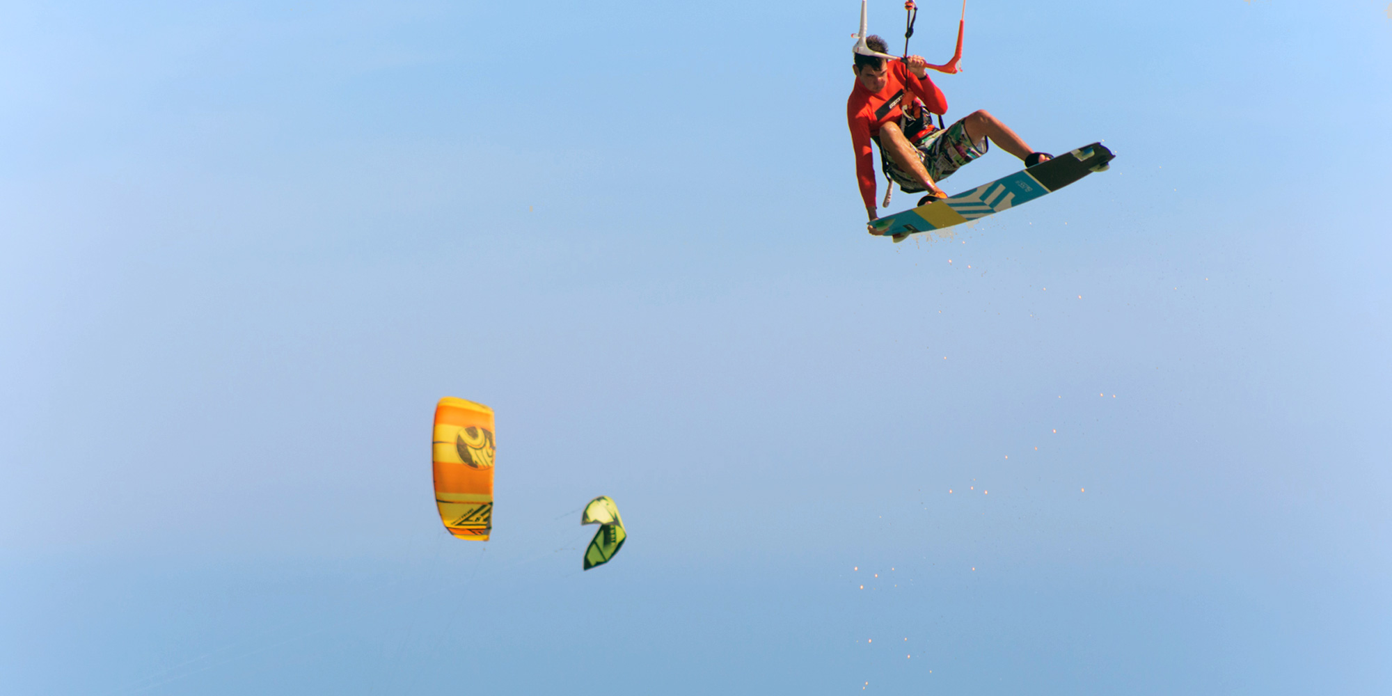 High jump kite lessons sardinia italy is solinas