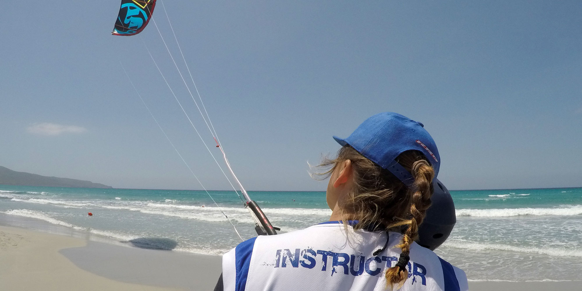 kite instructor private lessons