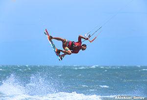 lezioni avanzate di kite sardegna